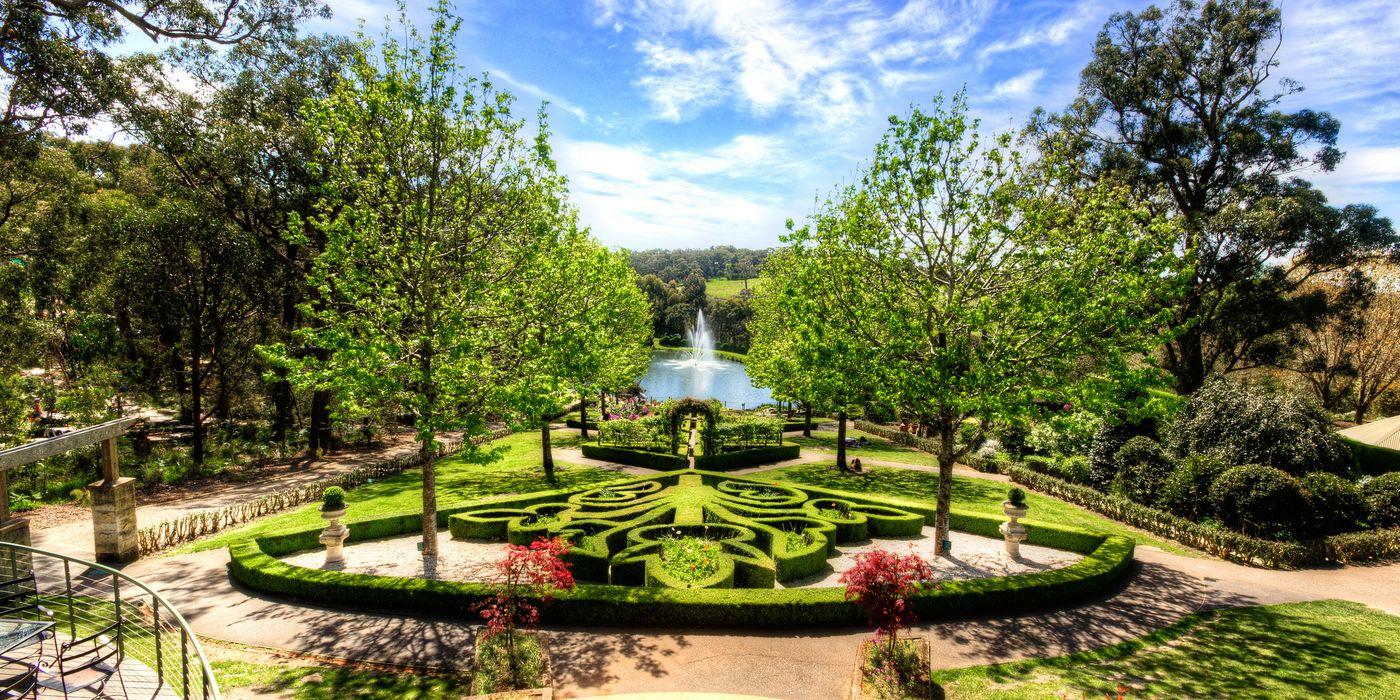 Foyer Des Arts Komm In Den Garten : Garten der glückseligkeit das milieu