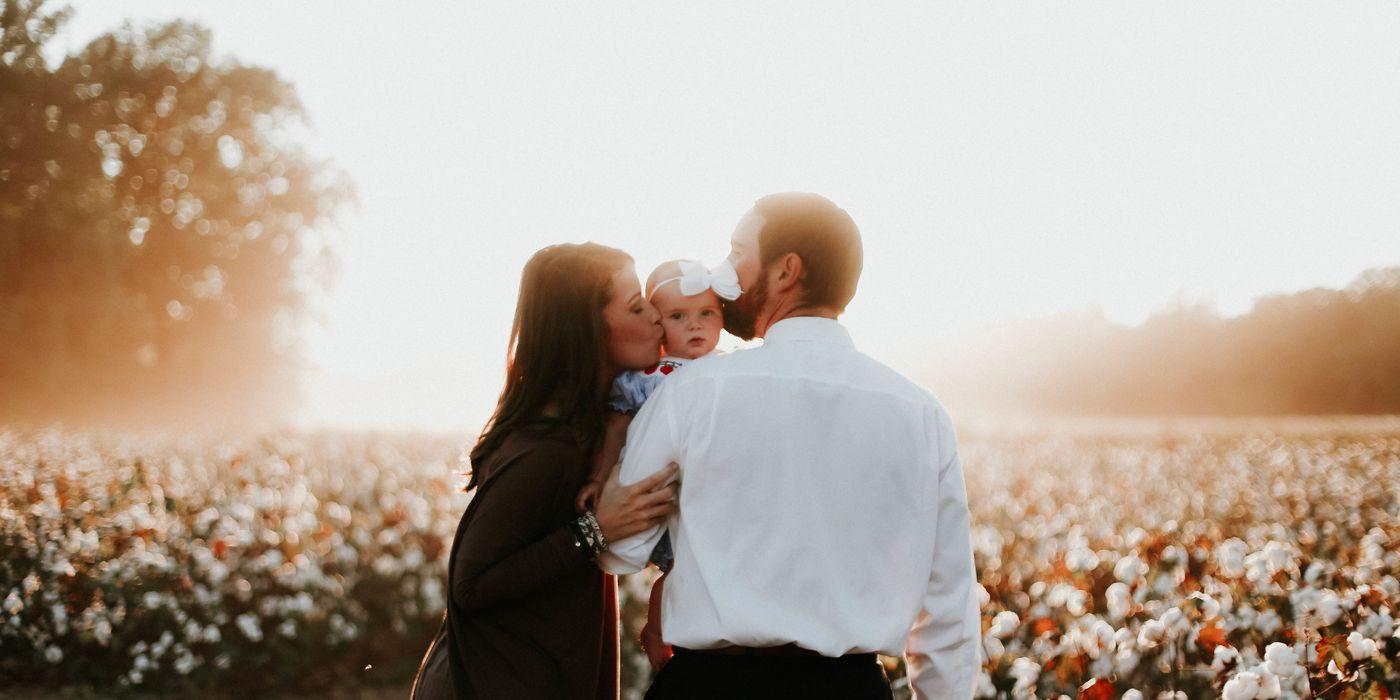 Fokus auf die Familie Dating und Ehe
